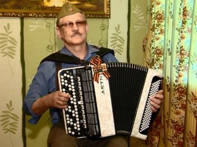 Виктор Шевцев, с. Красное