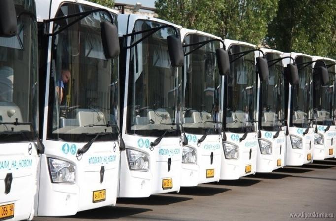 Липецкий полумарафон изменит схемы движения автобусов 2 августа