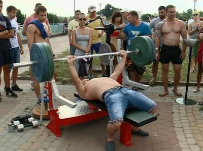 Страна спортивная