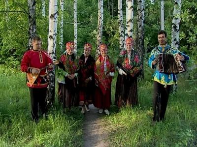 Село Телепнево, Данковский район. Выпуск от 7 июля 2013 года