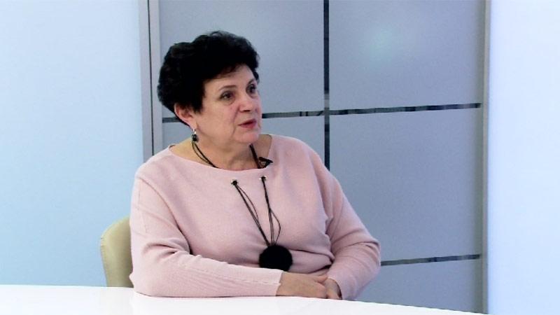 Лариса Володина