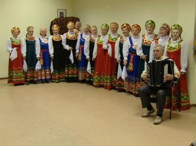Народный хор Сокольских металлургов