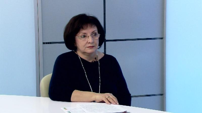 Гость студии - Татьяна Пелипец