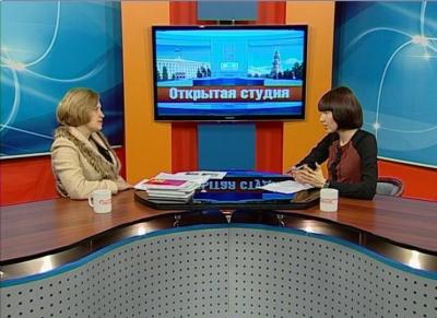 Гость студии - Галина Тезикова. Эфир от 17 декабря 2012 года