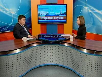 О стратегическом развитии города. Гость студии - Александр Лысов