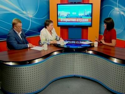 Гости студии: Валентина Кисенко, Вадим Давыдов