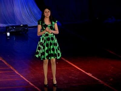 """Третий тур телевизионного конкурса """"Голос сердца"""". г. Липецк"""
