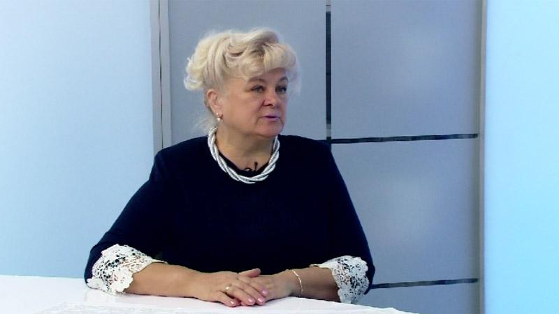 Гость студии - Тамара Леонова
