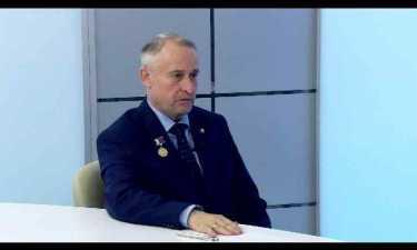 Гость студии - Михаил Богуславский