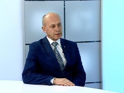 Гость студии - Сергей Орусь