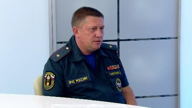 Гость студии - Михаил Салфетников