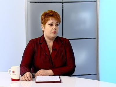 Гость студии - Татьяна Коровина