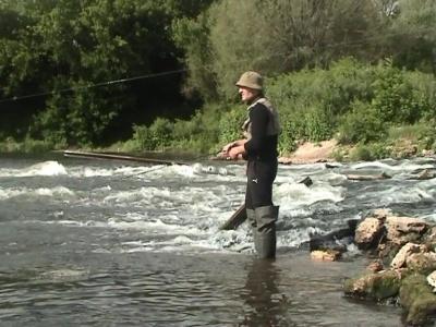 Рыбалка на Быстрой Сосне