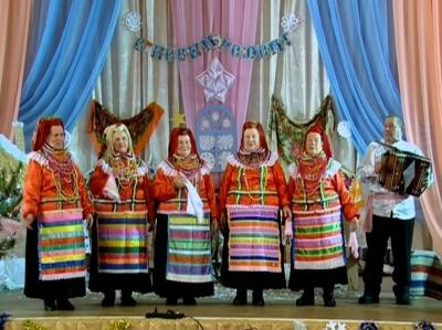 """Ансамбль """"Птахи"""", детский ансамбль """"Спутник"""""""
