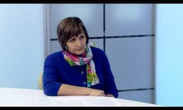 Гость студии - Наталья Горбунова