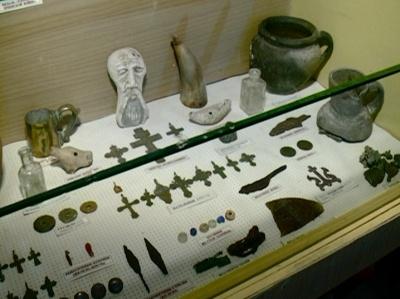 Стрелецкий музей, Долгоруковский район. Эфир от 30 января 2013 года
