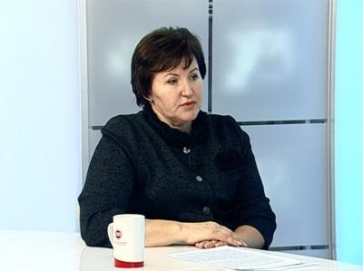 Гость студии - Людмила Летникова