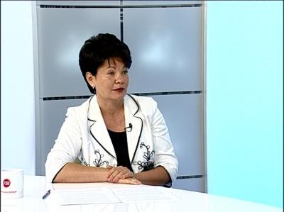 Гость студии - Виктория Якимович
