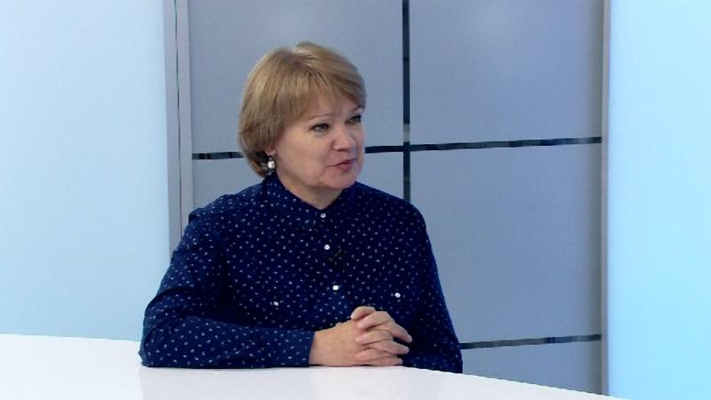 Гость студии - Марина Макарова