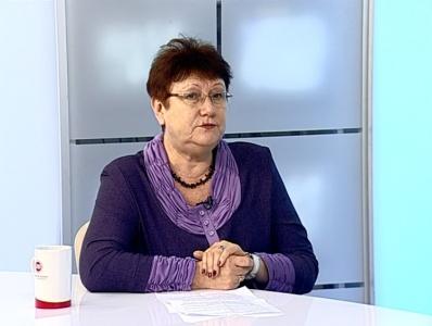 Гость студии - Зинаида Нелюбова