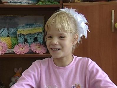 Ирина Т., 11 лет. Эфир от 16 ноября 2012 года