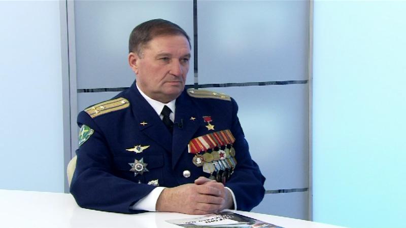 Гость студии - Юрий Чурилов
