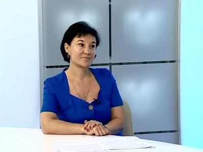 Гость студии - Елена Копытина
