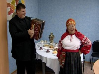 Александр Черных, Нина Вехова, Мария Камынина