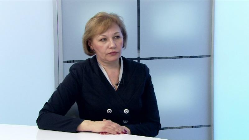 Гость студии - Ольга Овчинникова