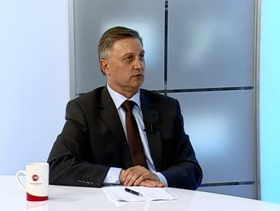 Гость студии - Сергей Бугаков