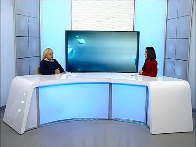 Гость студии - Любовь Набатникова