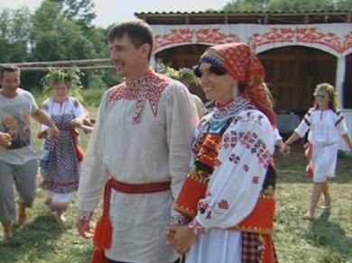 Свадьба на Ивана Купала