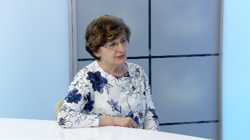 Гость студии - Татьяна Беляева