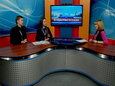 Гости студии: Ольга Стурова, Александр Рыбалко