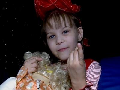Герой программы - Ульяна Б., 6 лет