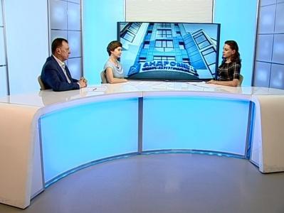 Гости студии: Андрей Гайкович, Ирина Лукина