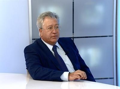 Гость студии - Олег Колягин