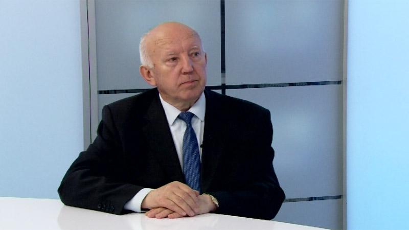 Гость студии - Виталий Шикин