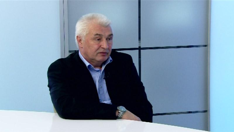 Гость студии - Игорь Агафонов