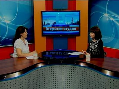 Гость студии - Татьяна Тимофеева