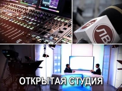 Гость студии - Олег Воронов
