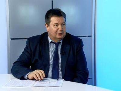 Гость студии - Борис Гальцов