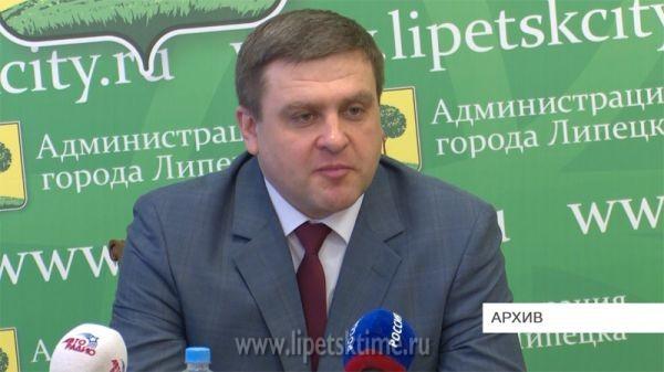 Липецкий мэр— лидер вЦФО
