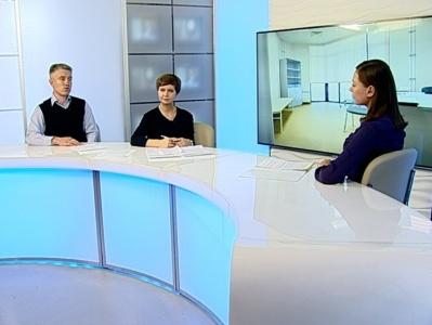 Гости студии: Ирина Лукина, Андрей Марк