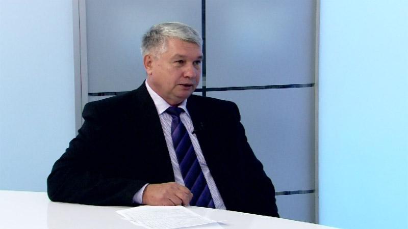Гость студии - Геннадий Кириллов