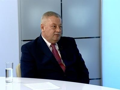 Гость студии - Александр Руднев