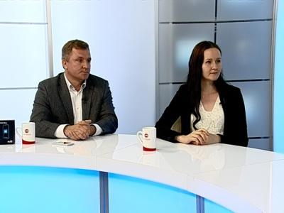 Гости студии: Павел Седых, Ирина Кузьмина