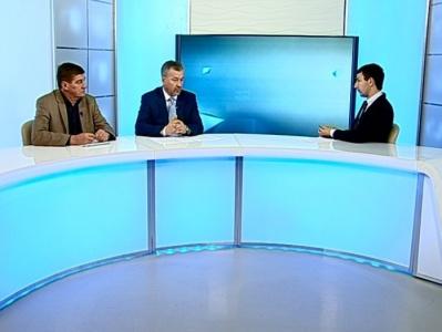 Гости студии: Юрий Таран, Игорь Лысенко
