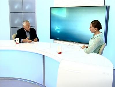 Гость студии - Анатолий Гольцов