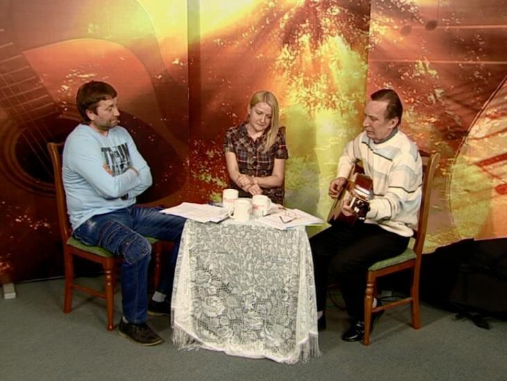 Гости студии: Юрий Федотов, Анна Клишина